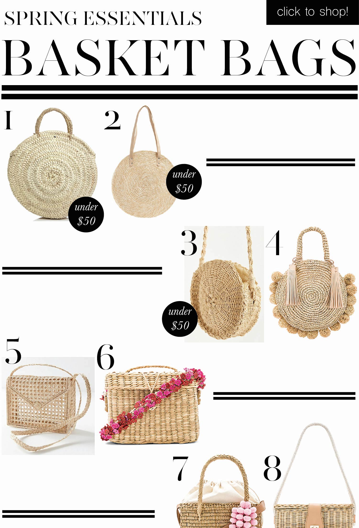 17 Basket Bags We're Very Into RightNow 17 Basket Bags We're Very Into RightNow new pics
