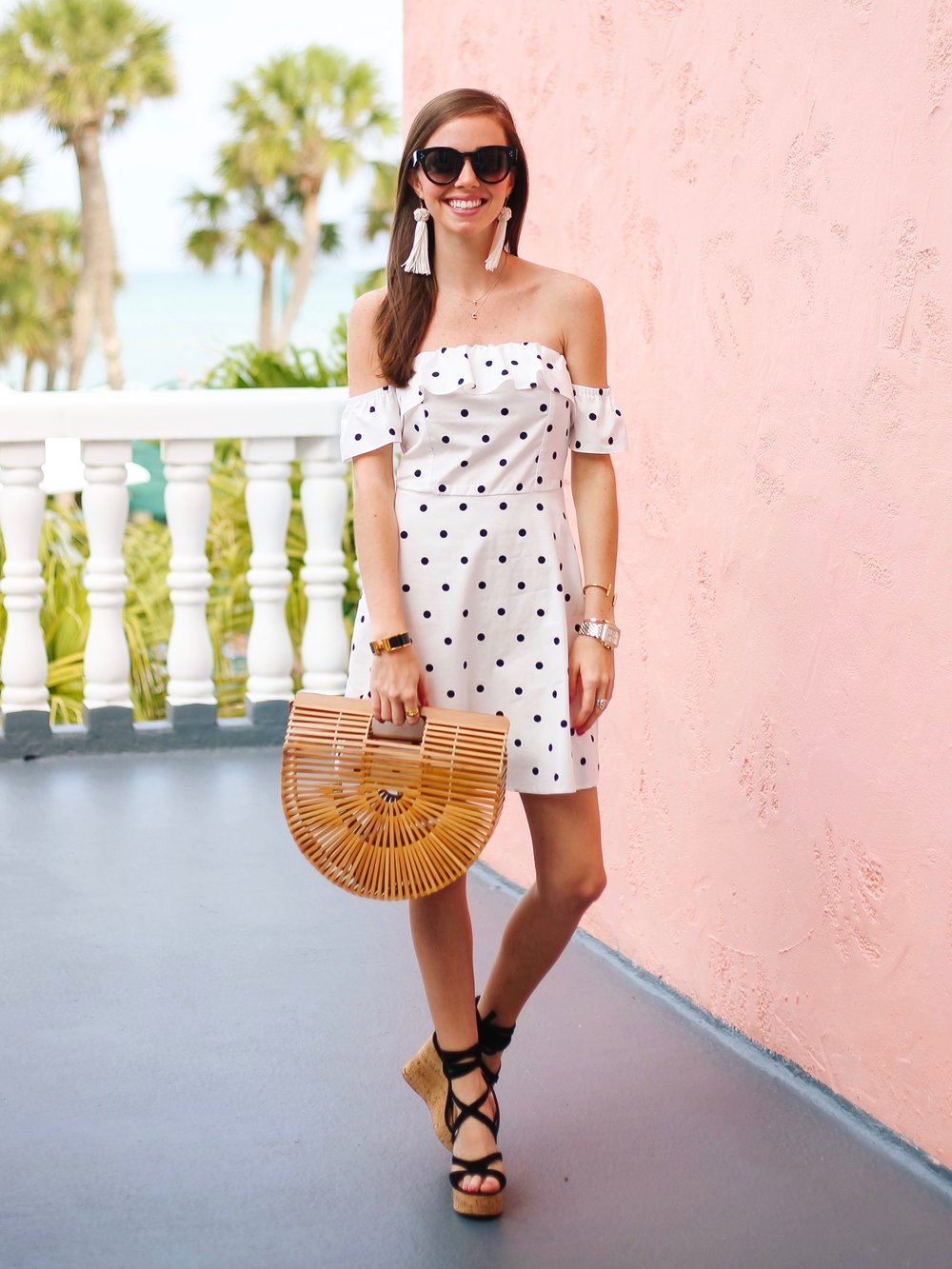 LCB STYLE FASHION BLOGGER DON CESAR POLKA DOT-1.jpg