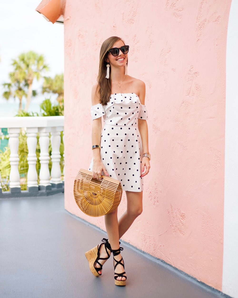 LCB STYLE FASHION BLOGGER DON CESAR POLKA DOT-9.jpg