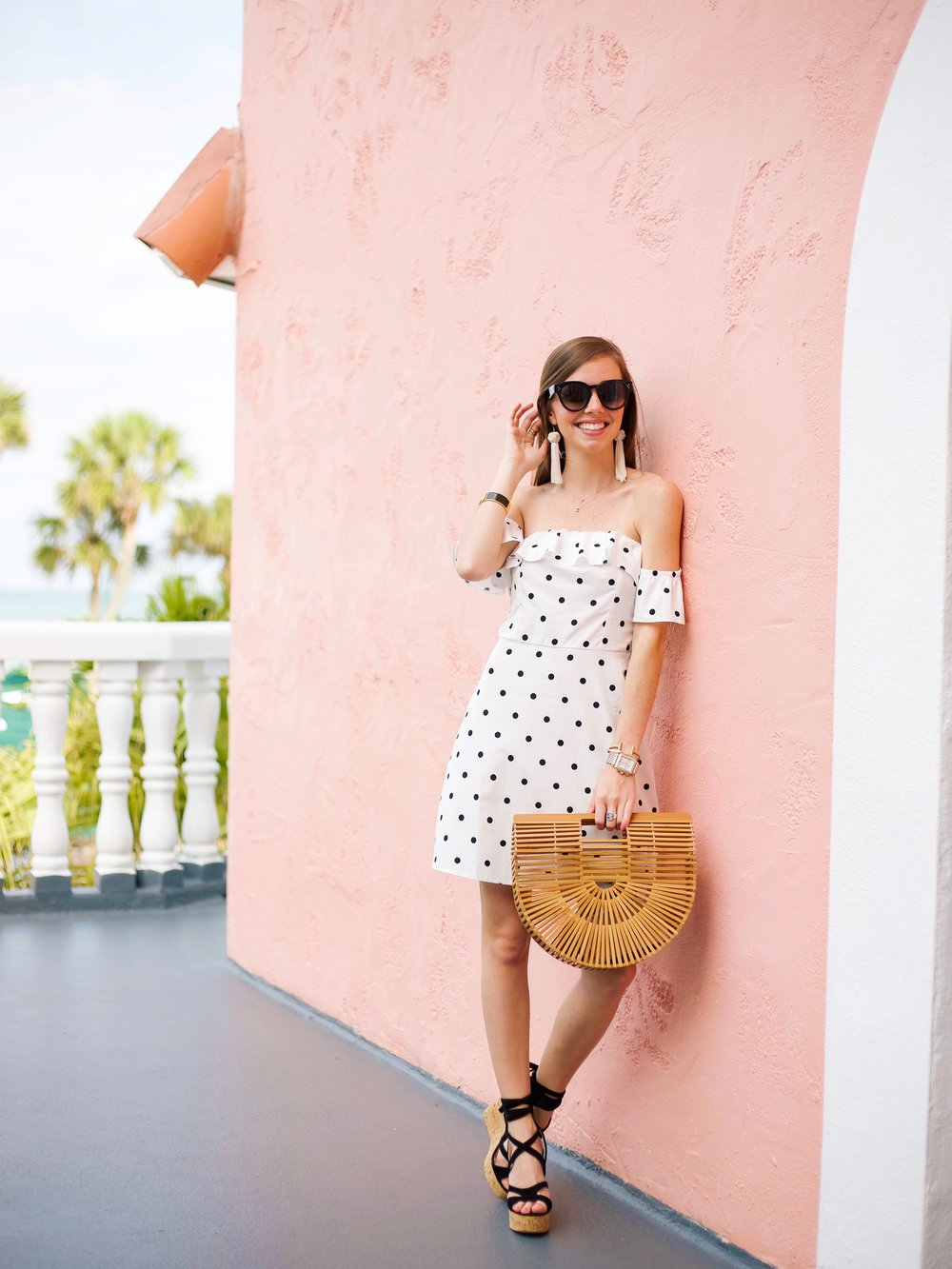 LCB STYLE FASHION BLOGGER DON CESAR POLKA DOT-14.jpg