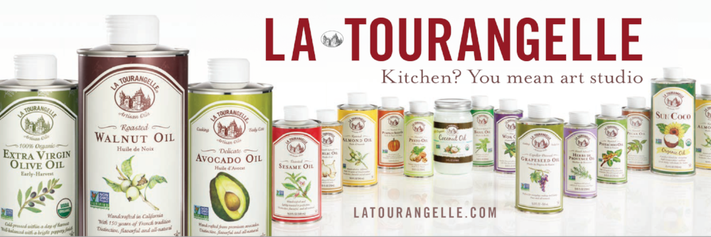 We helped artisan oils maker LA TOURANGELLE do their first every advertising effort, as they radically expand their distribution nationwide.