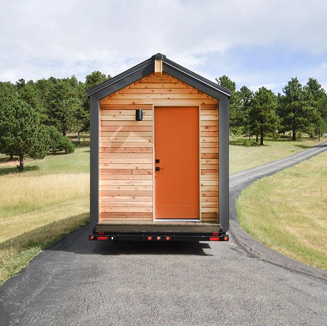 It's Workshop Wednesday and today we are featuring Tiny Wonderful! Are you interested in a tiny home of your own? Stay tuned for sample tiny home floor plans and 3D models coming soon to our website. . . . . #workshop #tinyhome #colorado #wednesday #denver #tinyliving #wood #woodworking #smallstructure #design #build #construction