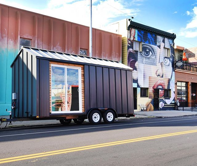 "Next week is Denver Design Week! We will be discussing the topic ""Can Tiny Homes Help Solve Denver's Affordable Housing Crisis"" on Weds. Oct. 17th from 11:30-12:30pm! Come check it out! The first 10 people to DM us will receive free entry! See you there! . . . @dendesignweek #denverdesignweek #denver #design #tinyhome #tinyhouse #housing #colorado #platformworkshop #workshopwednesday"