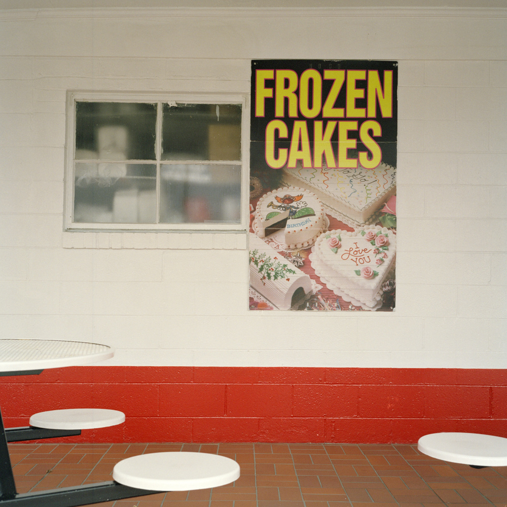 Frozen Cakes   2012