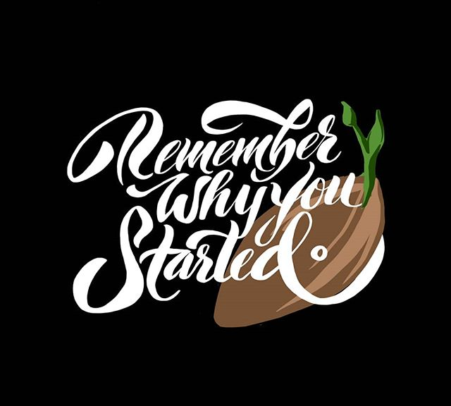 Trying to find motivation like  #rememberwhy #seed #start #motivation #lettering #doodle #handlettering #illustration #type #goodtype #thedailytype #typegang #typespire #thedesigntip #designinspiration #artoftype #handlettered #handmadefont @goodtype #strengthinletters #inspiration #designspiration #typetopia #typeeverything #typematters