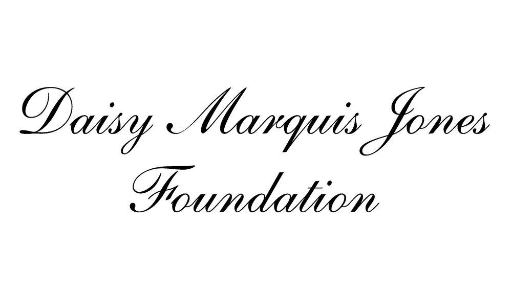 Daisy Marquis Jones Foundation