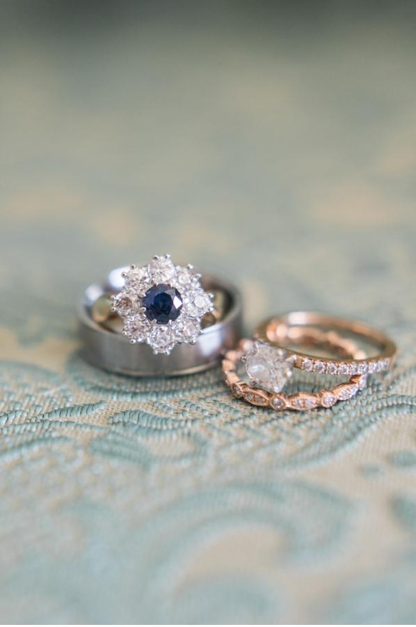 Heirloom Sapphire Ring