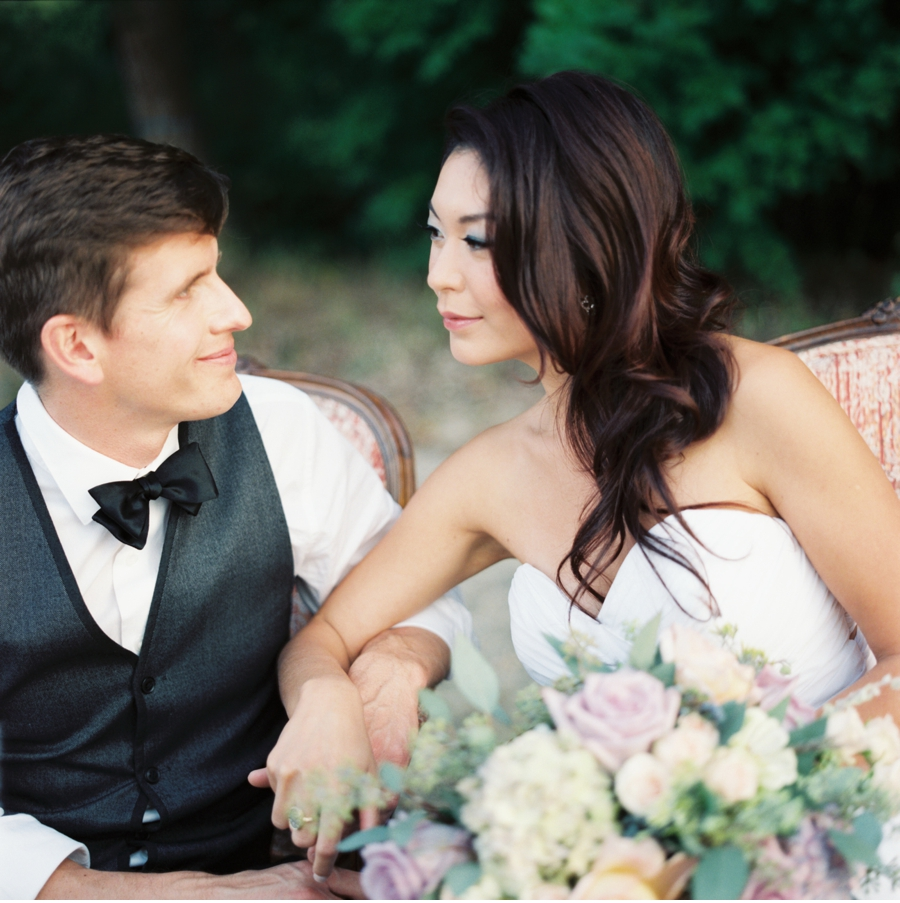 West Coast Wedding Inspiration