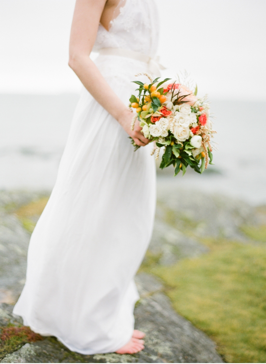 Citrus Wedding Inspiration