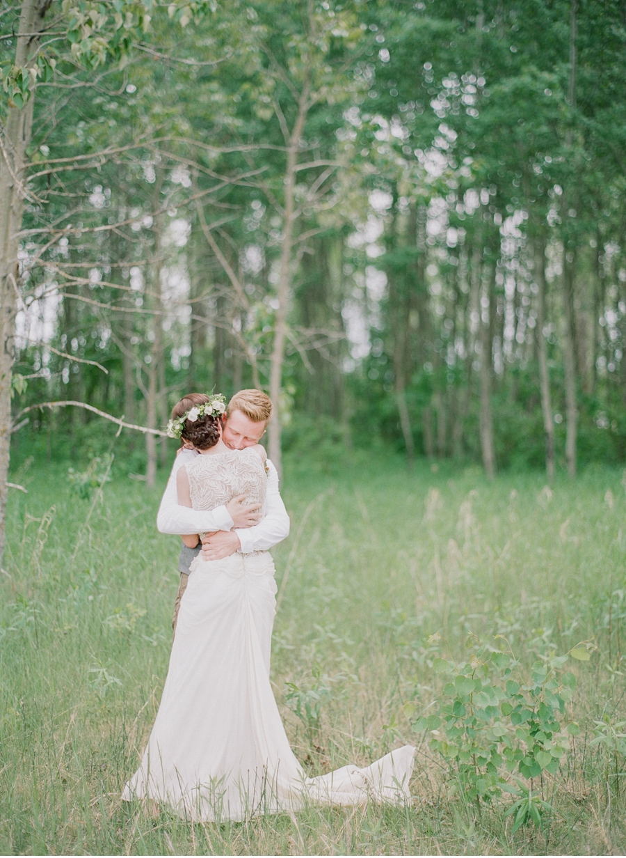 Fine Art Manitoba Wedding