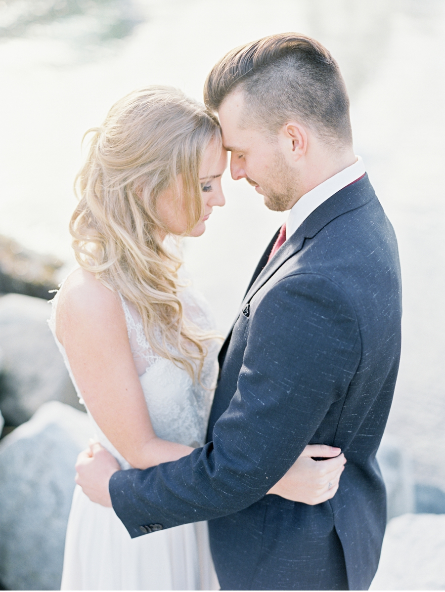 British Columbia Fine Art Weddings