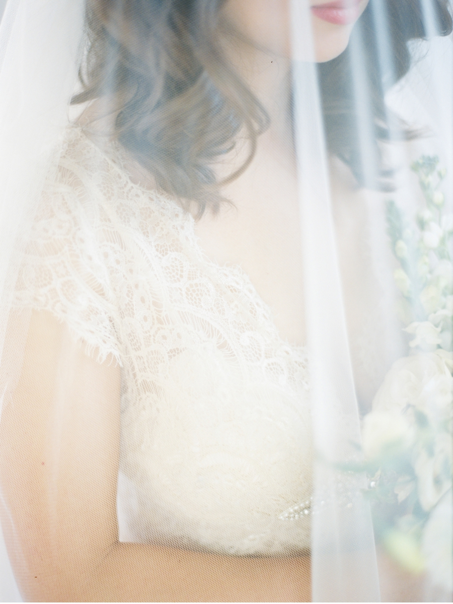 Bride-with-Pronovias-veil