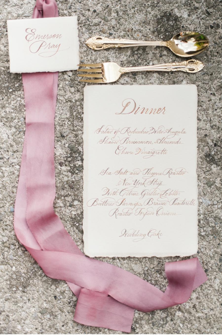 Calligraphy-and-wedding-stationary
