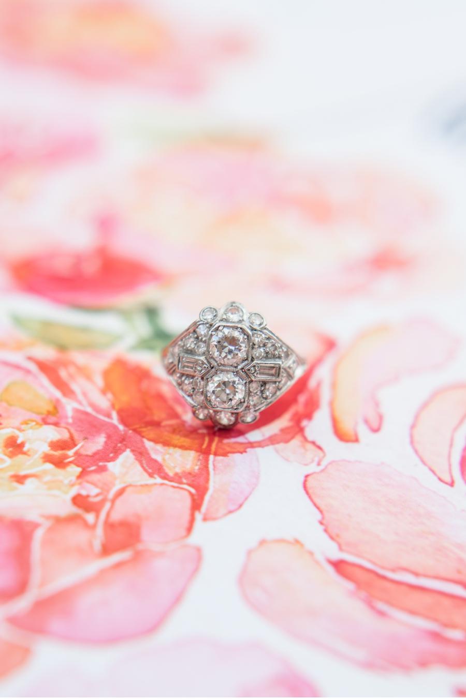 Vale + Vine   Pink + Navy Spring Wedding Ideas   Home