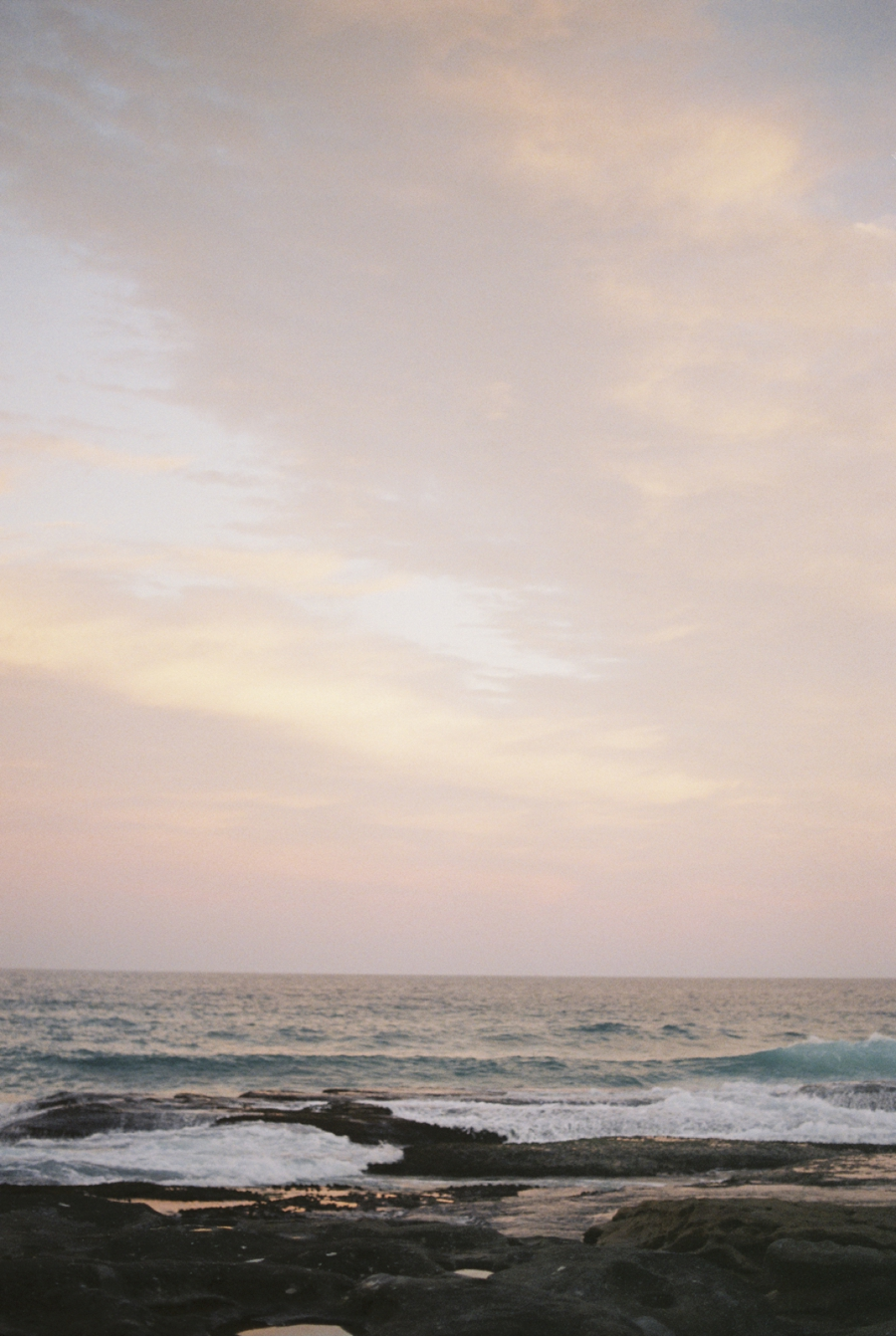 Australian-Coastline-Bondi-Beach-Sunset