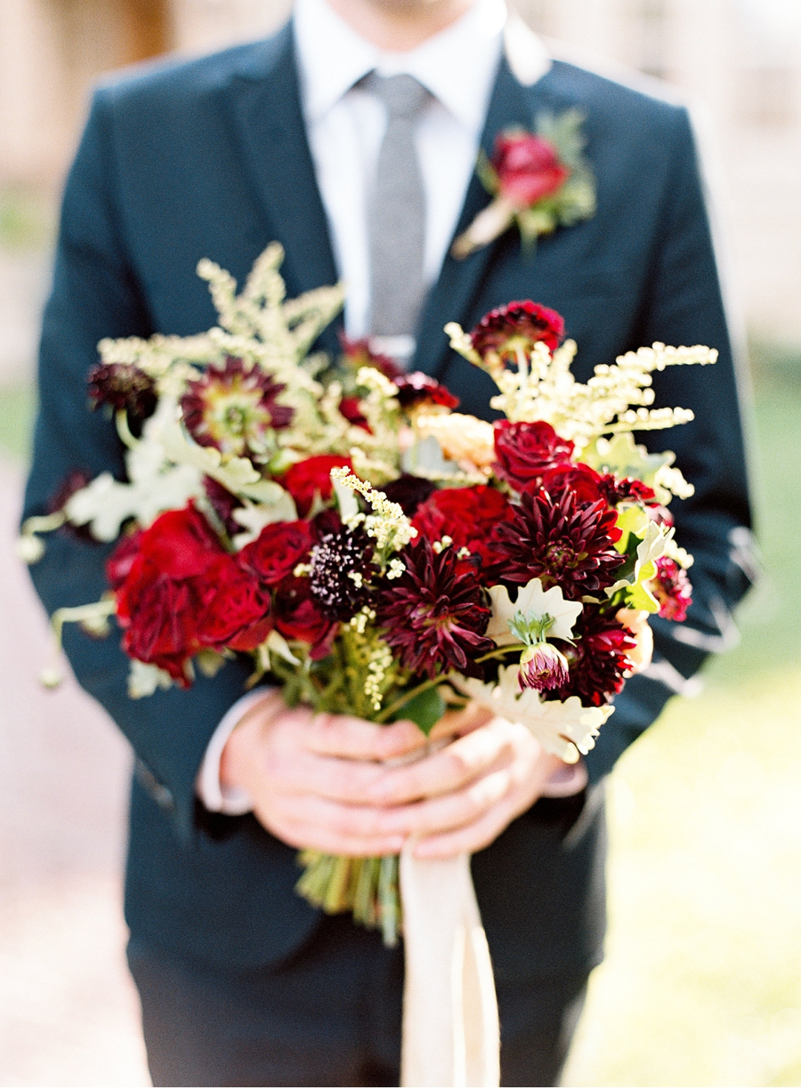 Red-and-Gold-Wedding-Bouquet