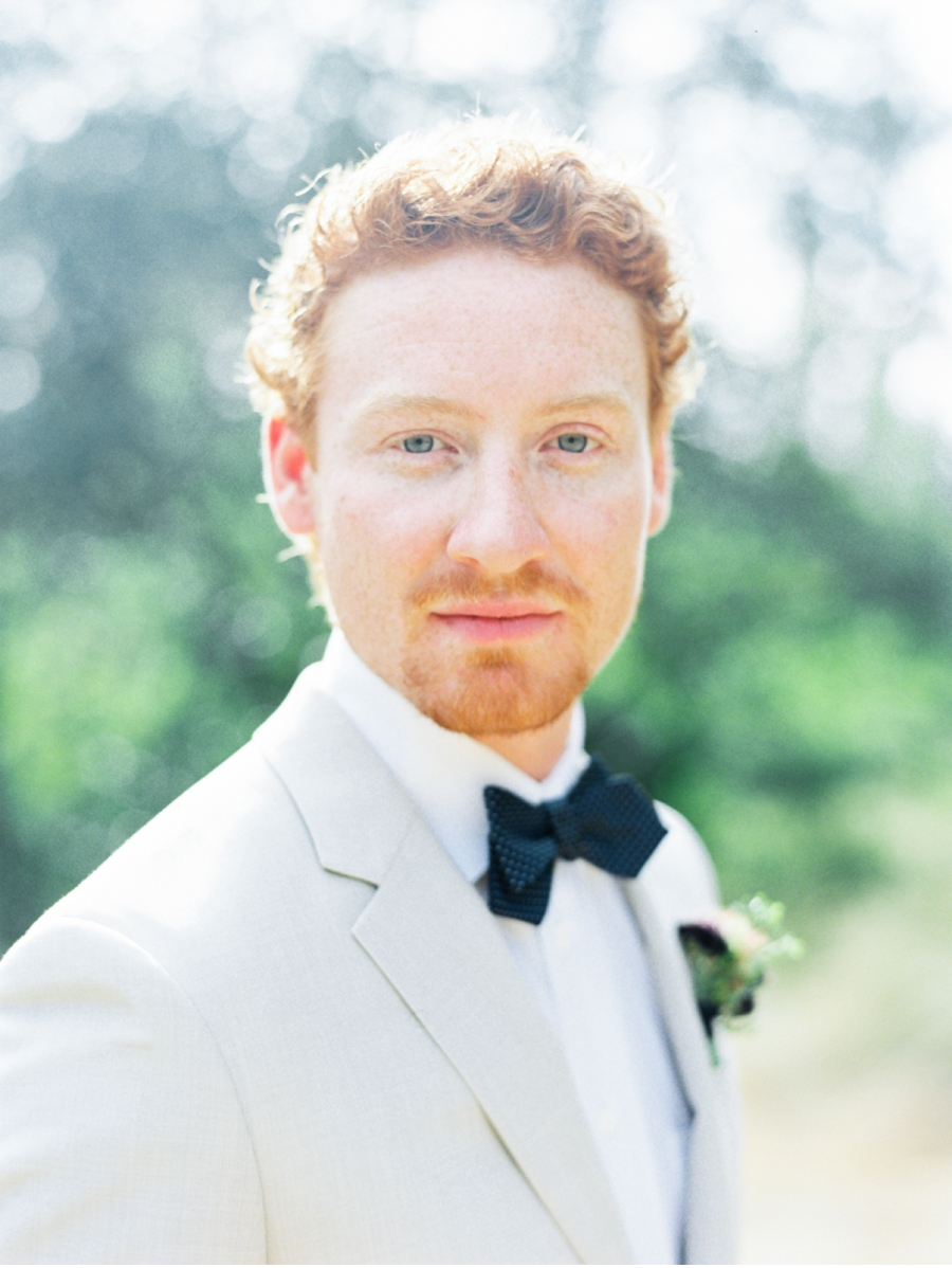 Redhead-Groom-with-Bowtie