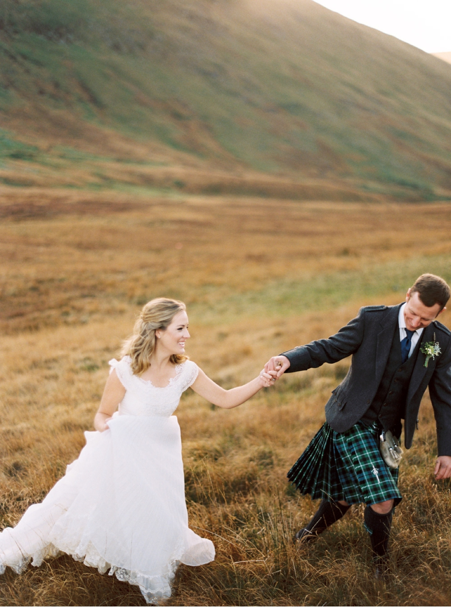 Scottish-Elopement-Session