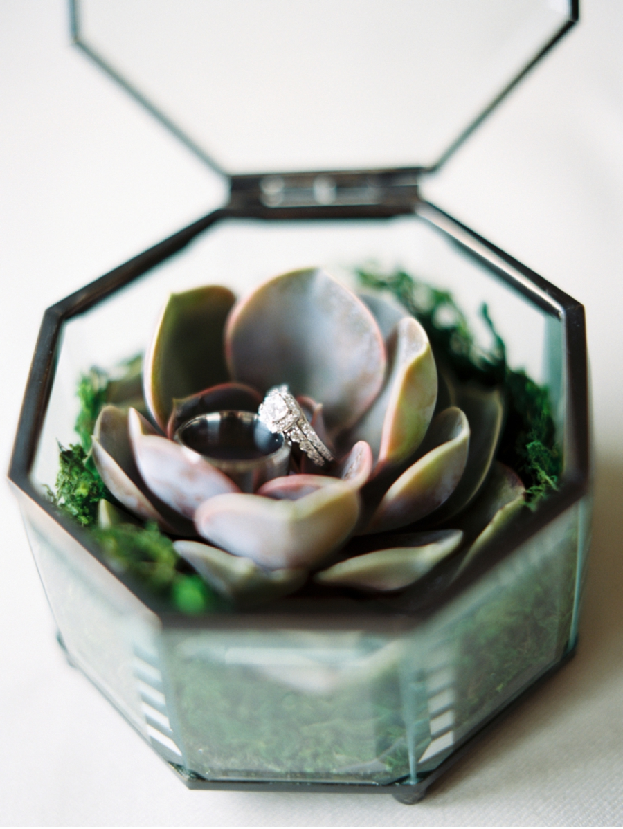Wedding-Ring-with-Succulent-in-Ring-Box