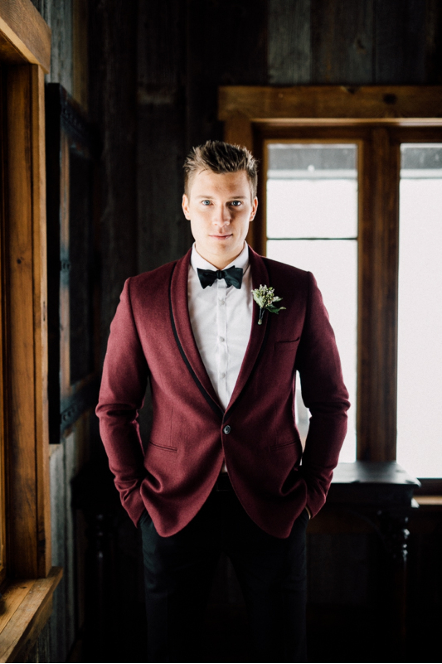 Groom's-Red-Tux