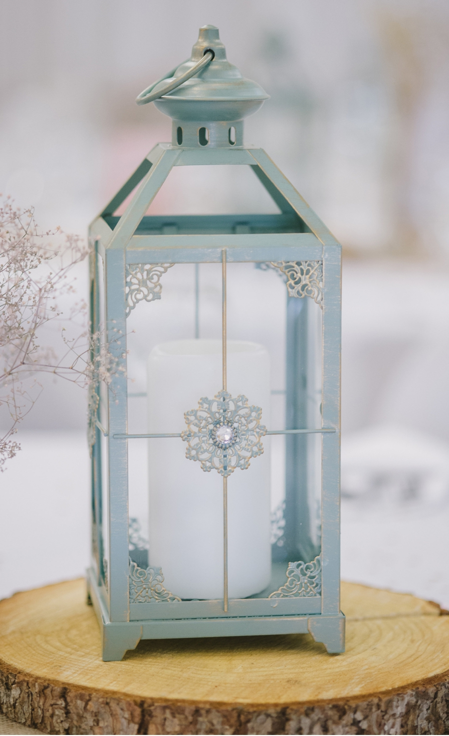 Lantern-Wedding-Reception-Centrepiece