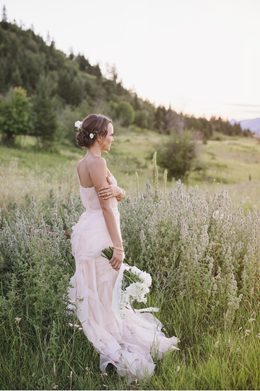Wedding-in-a-Meadow