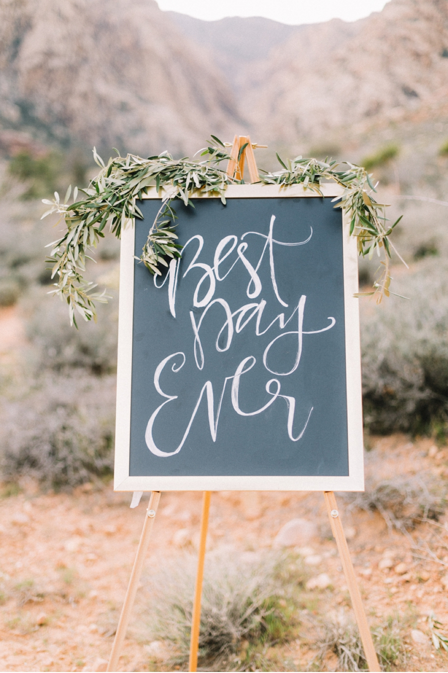 chalkboard-wedding-sign-best-day-ever