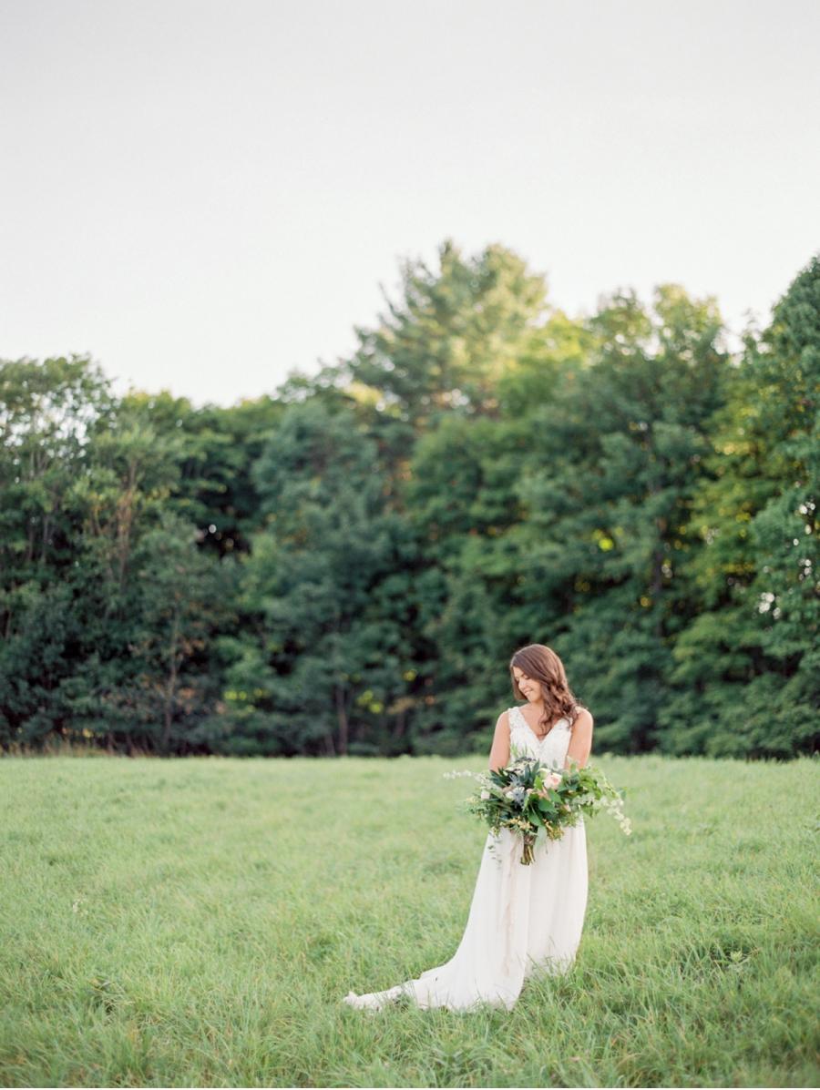 Muskoka-Ontario-Bridal-Style