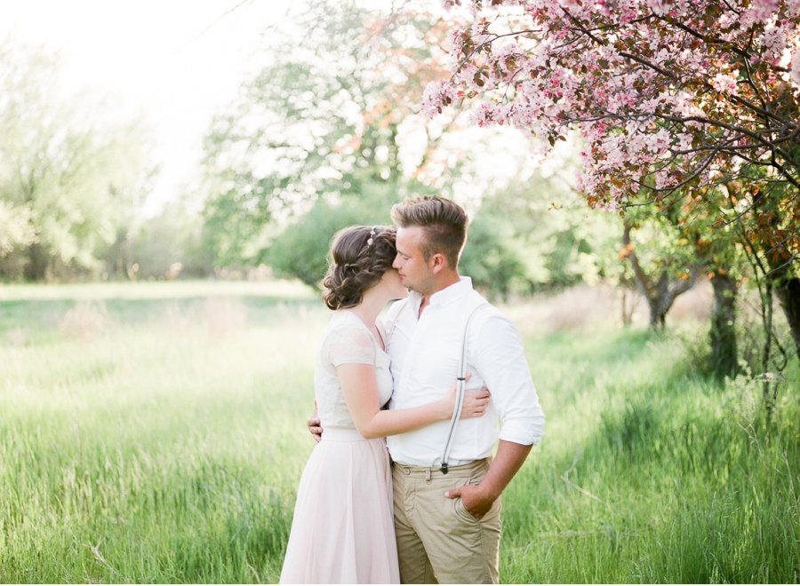 Pink-Blossoms-and-Spring-Engagement