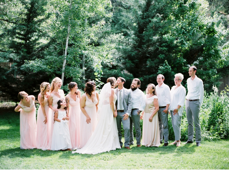 Blush-Bridesmaids-Gowns