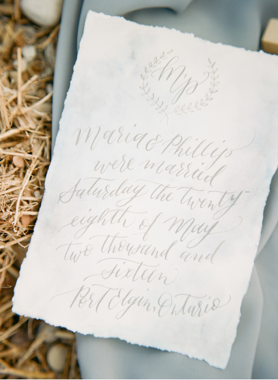 Hand-Written-Wedding-Vows