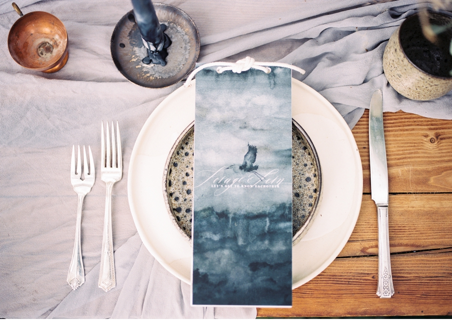 Inky-Blue-and-RUst-Wedding-Reception-Tablescape