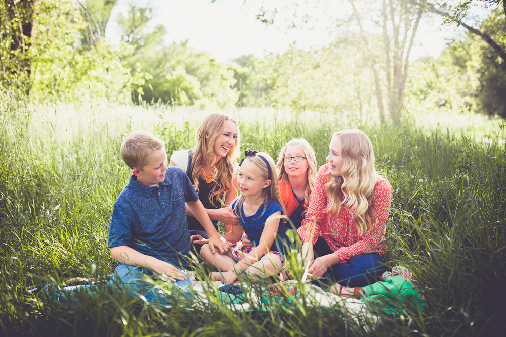 Pocatello family photography
