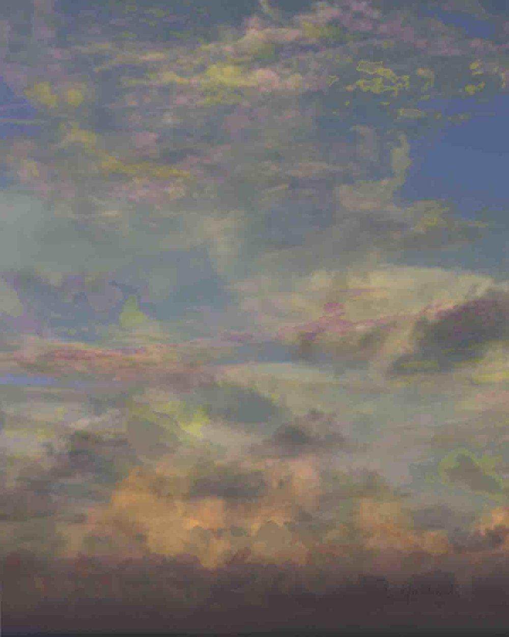 Watercolor Skies of Kepler 1647b
