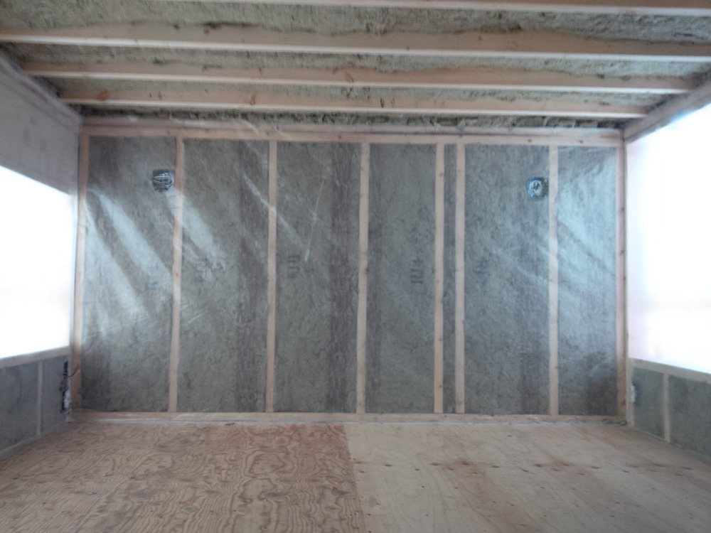 Tiny homes canada jack in a box blog for Roxul vs fiberglass