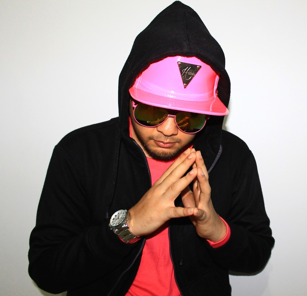 IZKEY BEATJUNK Resident DJ @ Burgundy, Grand Hyatt,Jakarta
