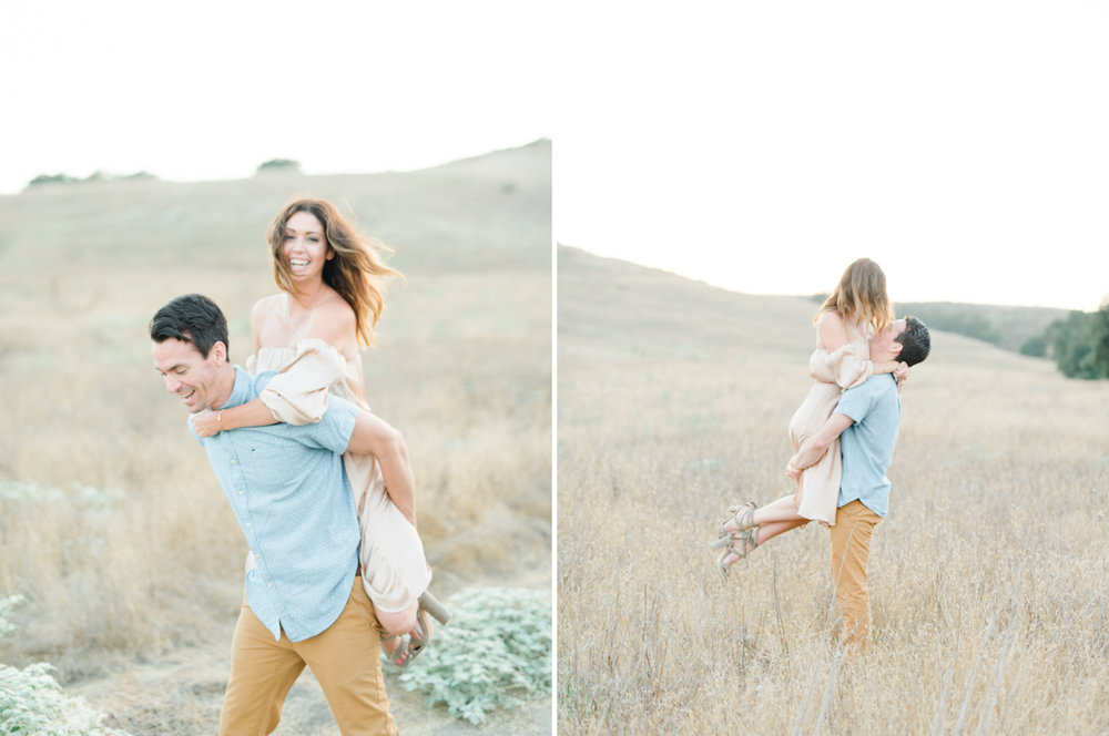 thomas riley romantic engagement session