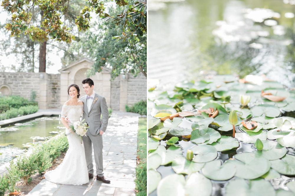 Greystone Mansion Wedding in Beverly Hills