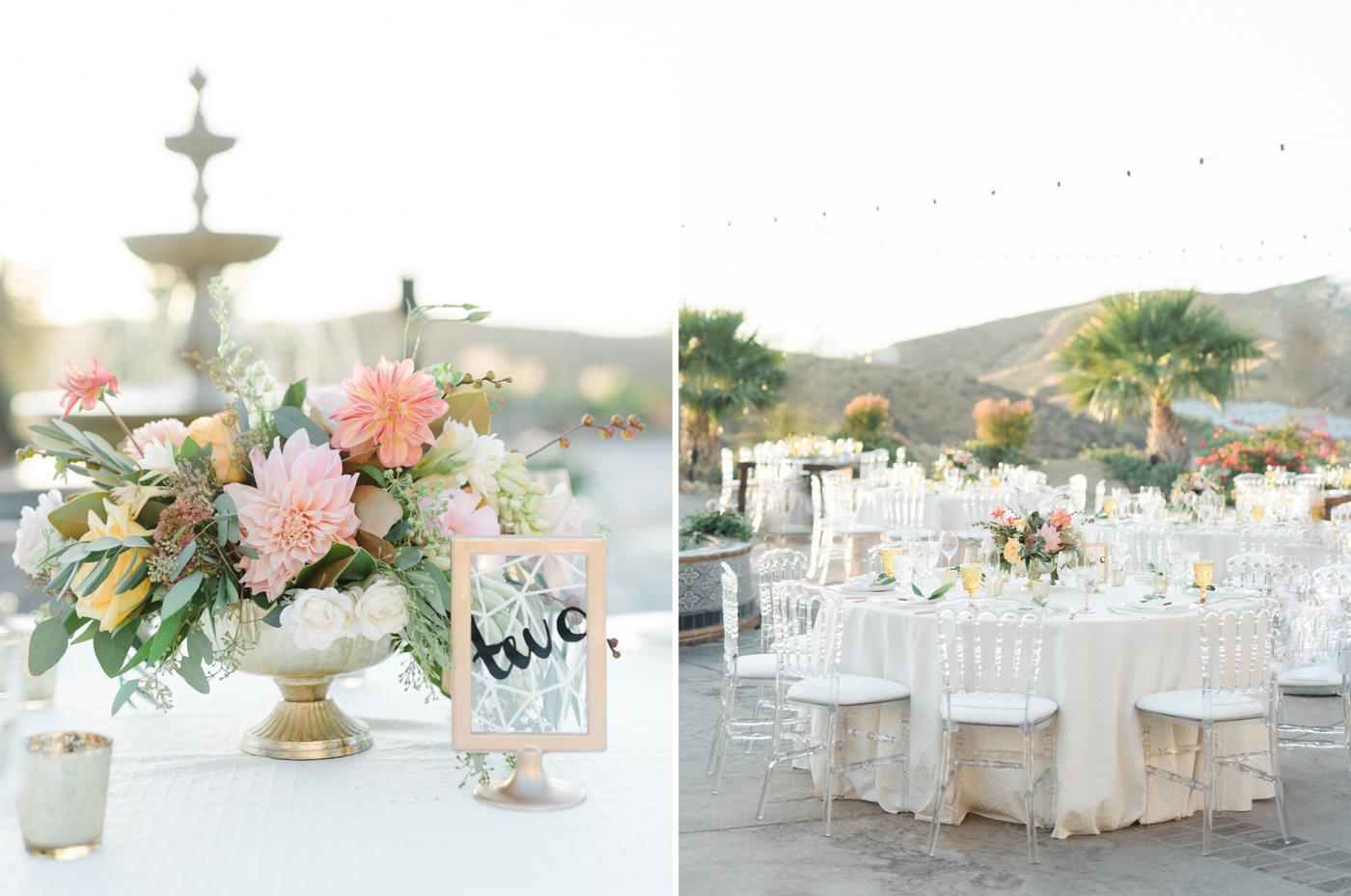 Christine & Joel - Wedding at the Hummingbird Nest Ranch, CA — Anya ...
