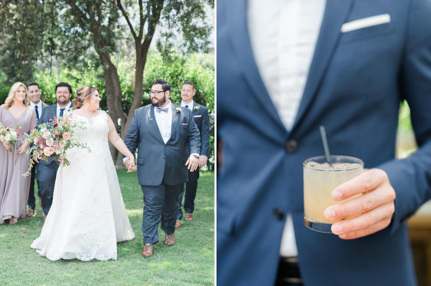 Christen & Dominic - Gorgeous Wedding at The Victorian, Santa Monica ...