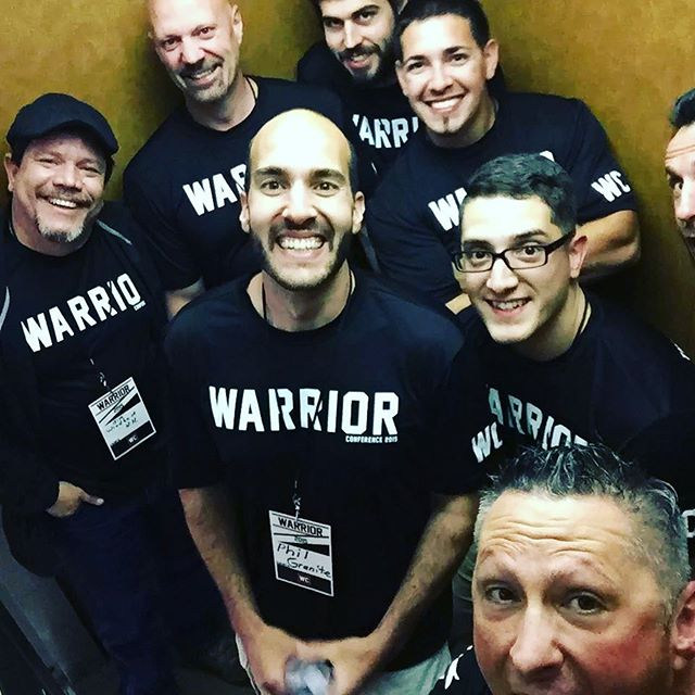 Don't be that guy who misses #Warrior16 this year!  All I can tell you is theres gonna be over 800 men ready to rip the roof off for JESUS!  Men who will come back home on fire for JESUS, their FAMILIES and their CHURCHES!  Don't let anything stand in your way you still have 9 days until registration closes.