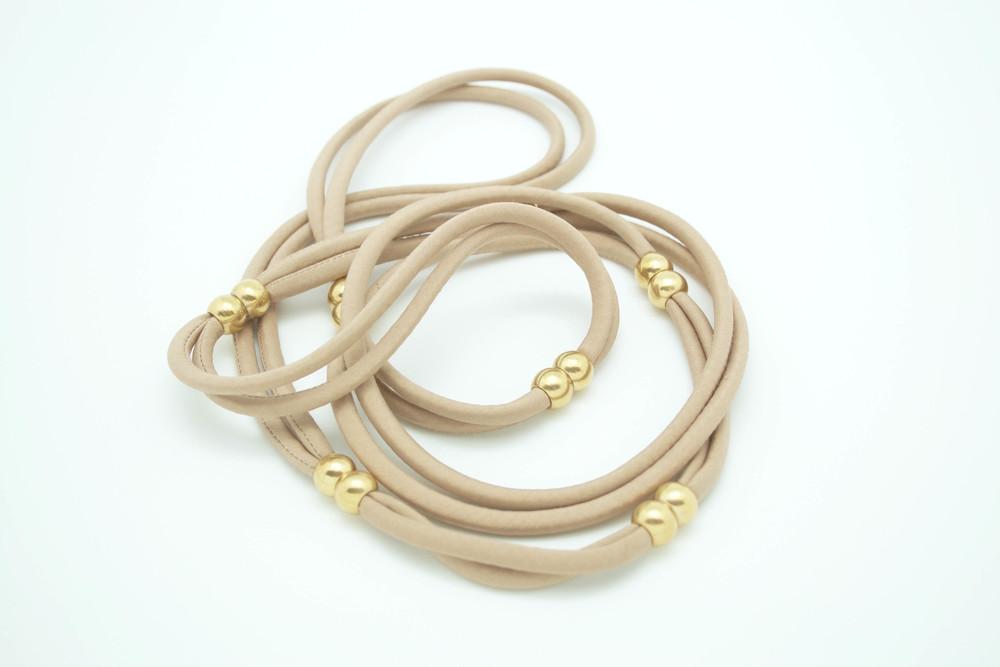 Modular Bracelet, Choker, & Necklace linked:The Vestige Collection