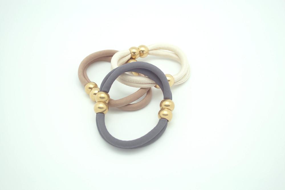 Modular Bracelets:The Vestige Collection