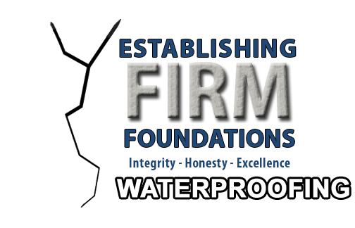 Establishing Firm Foundations Waterproofing