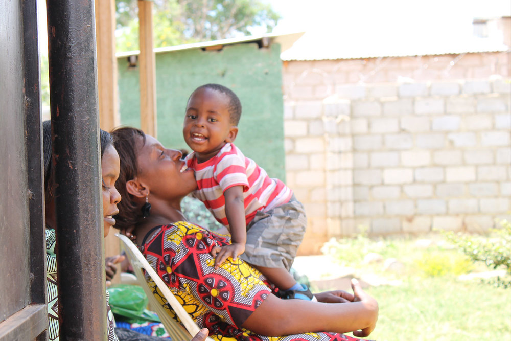 Empowering mamas (like Mirriam) through education leads to raising up confident and healthy babies (like Temwani), which leads to strengthening and keeping families together, preventing social orphans entirely. Doesn't get much better than that.