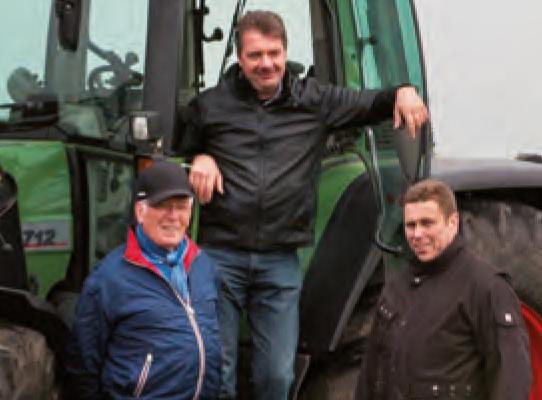 Gerold Troue, Gerd Schwarting, Thomas Schütte (Geschäftsführer)