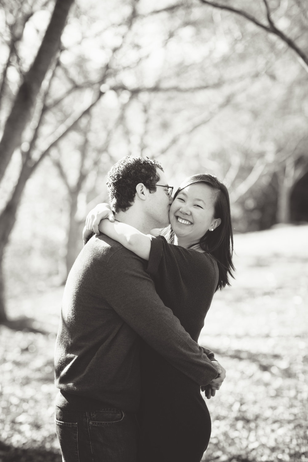 Engaged - Mia and Alex - Photo by Lauren Rosenau