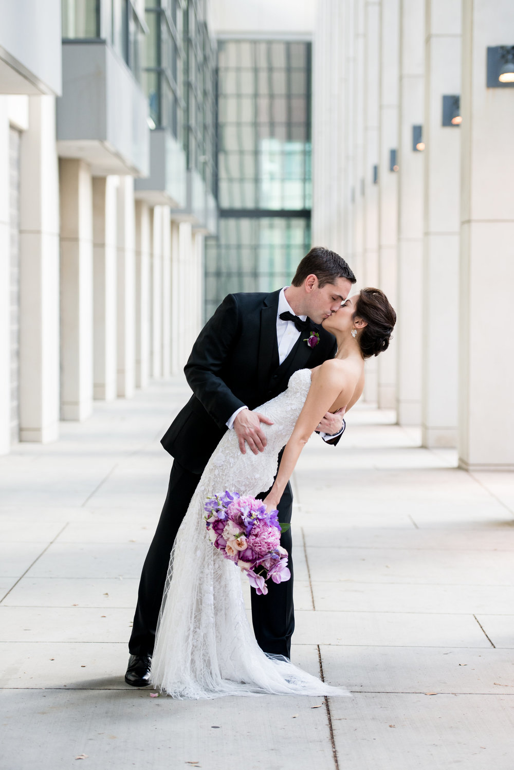 Mint Museum Uptown Wedding - The Graceful Host - Charlotte, North Carolina Wedding
