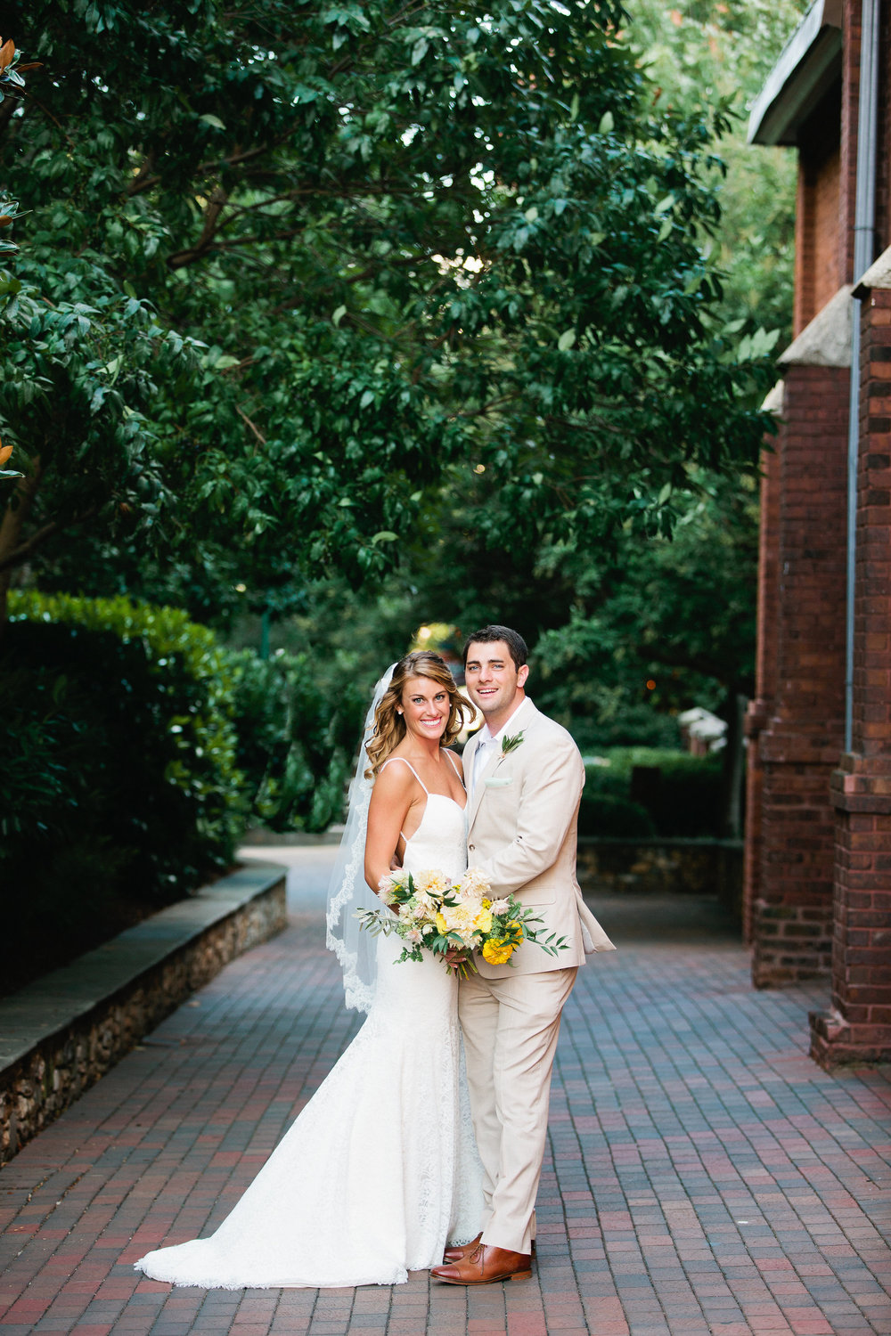 Mint Museum Uptown Wedding - The Graceful Host - Charlotte, NC Wedding Planner
