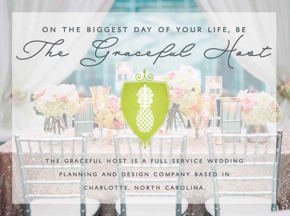 The Graceful Host listings
